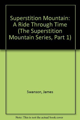 us topo - Superstition Mountain: A Ride Through Time (The Superstition Mountain Series, Part 1) - Wide World Maps & MORE! - Book - Brand: World Pub Corp - Wide World Maps & MORE!