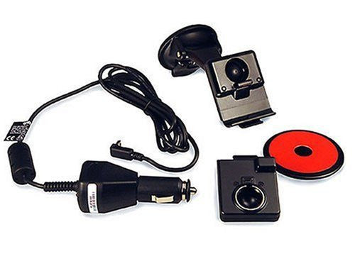 Garmin Suction Cup Mount with 12-Volt Adapter for Nuvi 350 and 360 (010-10935-00)