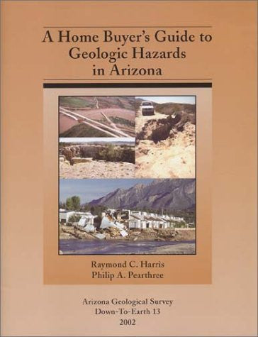 us topo - A Home Buyer's Guide to Geologic Hazards in Arizona - Wide World Maps & MORE! - Book - Brand: Arizona Geological Survey - Wide World Maps & MORE!