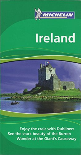 Michelin Green Guide Ireland (Green Guide/Michelin) - Wide World Maps & MORE! - Book - Wide World Maps & MORE! - Wide World Maps & MORE!