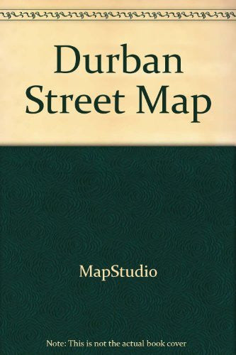 us topo - Durban Street Map - Wide World Maps & MORE! - Book - Wide World Maps & MORE! - Wide World Maps & MORE!