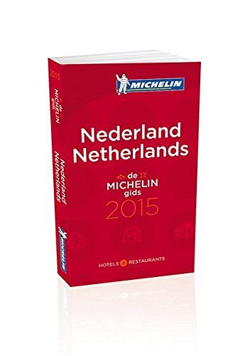 Netherlands 2015 (Michelin Guides)
