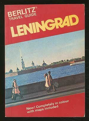 us topo - Berlitz Travel Guide to Leningrad - Wide World Maps & MORE! - Book - Wide World Maps & MORE! - Wide World Maps & MORE!