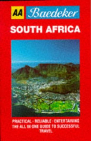 us topo - Baedeker's South Africa (AA Baedeker's) - Wide World Maps & MORE! - Book - Wide World Maps & MORE! - Wide World Maps & MORE!