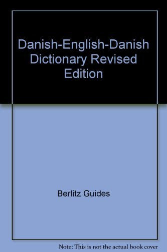 us topo - Danish-English-Danish Dictionary Revised Edition - Wide World Maps & MORE! - Book - Wide World Maps & MORE! - Wide World Maps & MORE!