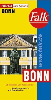 us topo - Bonn (Falk Plan) (German Edition) - Wide World Maps & MORE! - Book - Wide World Maps & MORE! - Wide World Maps & MORE!