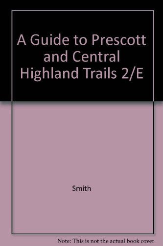 us topo - A Guide to Prescott and Central Highland Trails, (Hiking & Biking) - Wide World Maps & MORE! - Book - Brand: Gem Guides Book Company - Wide World Maps & MORE!