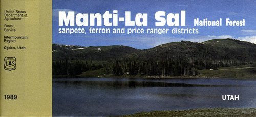 Manti-La Sal National Forest (Sanpete, Ferron, and Price ranger districts), Utah and Colorado : 1989 (SuDoc A 13.28:M 31/7/995/SANPETE)