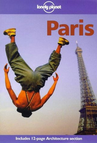 Lonely Planet Paris (Paris, 2nd Ed)