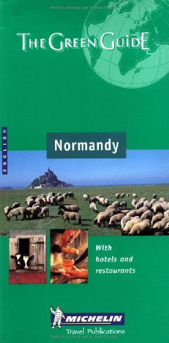 us topo - Michelin the Green Guide Normandy: Channel Islands (Michelin Green Guides) - Wide World Maps & MORE! - Book - Wide World Maps & MORE! - Wide World Maps & MORE!