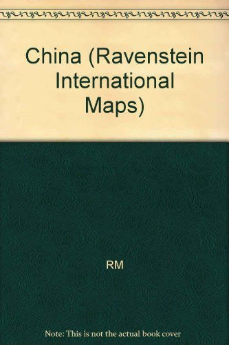 China : International Road Maps with Separate Index.