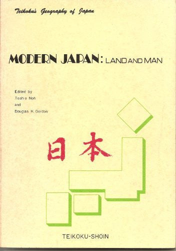 Modern Japan: Land and Man (Teikoku's geography of Japan)