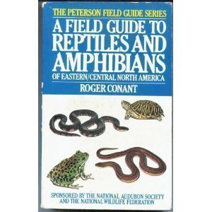 A Field Guide to Reptiles and Amphibians of Eastern and Central North America