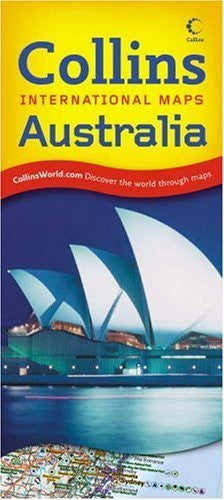 Australia (Collins International Maps)