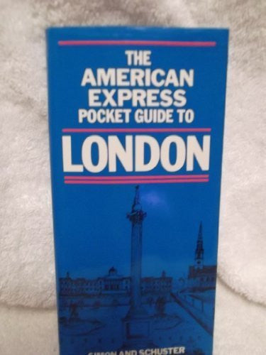 The American Express pocket guide to London