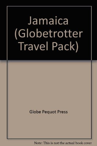 us topo - Jamaica Travel Pack (Globetrotter Travel Packs) - Wide World Maps & MORE! - Book - Brand: Globetrotter - Wide World Maps & MORE!