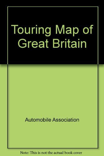 Touring Map of Great Britain