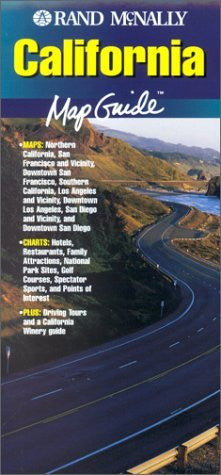 California (Mapguide) - Wide World Maps & MORE! - Book - Brand: Rand McNally Company - Wide World Maps & MORE!