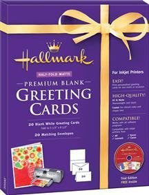 Avanquest Software 2050XF Sierra Entertainment Hallmark Premium Blank Greeting Card