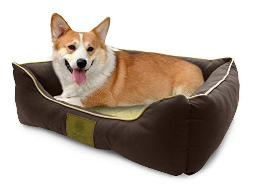 "us topo - American Kennel Club Self-Heating Solid Pet Bed Size 22x18x8"" - Wide World Maps & MORE! - Pet Products - American Kennel Club - Wide World Maps & MORE!"
