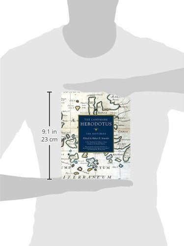 The Landmark Herodotus: The Histories (Landmark Books) - Wide World Maps & MORE! - Book - Anchor Books - Wide World Maps & MORE!
