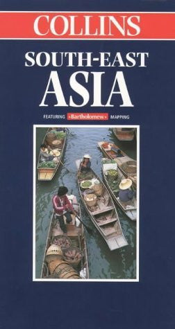 Collins Asia, Southeast (Collins World Travel Maps)