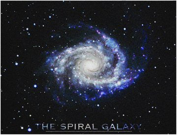 us topo - Spiral Galaxy Poster - Wide World Maps & MORE! - Book - Wide World Maps & MORE! - Wide World Maps & MORE!