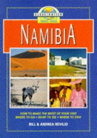 Travel Guide Namibia - Wide World Maps & MORE! - Book - Brand: Globe Pequot Pr - Wide World Maps & MORE!