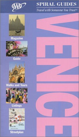 AAA Spiral Guide to Venice: 2002 Edition (AAA Spiral Guides)