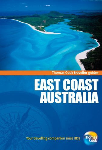 us topo - Traveller Guides East Coast Australia, 2nd (Travellers - Thomas Cook) - Wide World Maps & MORE! - Book - Brand: Thomas Cook Publishing - Wide World Maps & MORE!