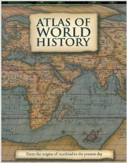 us topo - Atlas of World History - Wide World Maps & MORE! - Book - Wide World Maps & MORE! - Wide World Maps & MORE!