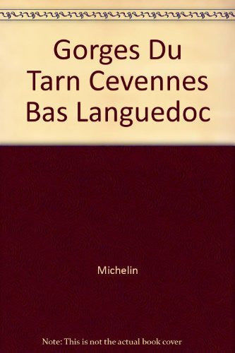 us topo - Gorges Du Tarn Cevennes Bas Languedoc - Wide World Maps & MORE! - Book - Wide World Maps & MORE! - Wide World Maps & MORE!