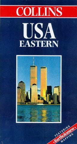 Usa, Eastern (World Travel Maps)