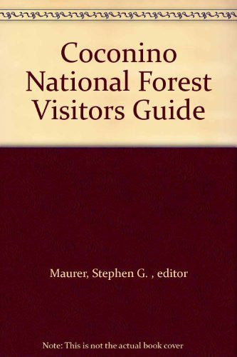 us topo - Coconino National Forest Visitors Guide - Wide World Maps & MORE! - Book - Wide World Maps & MORE! - Wide World Maps & MORE!