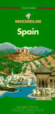 Michelin Green Guide: Spain (2nd ed)