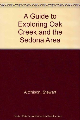 us topo - A Guide to Exploring Oak Creek and the Sedona Area - Wide World Maps & MORE! - Book - Brand: Utah Geographic Series - Wide World Maps & MORE!