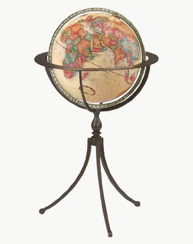 Marin Floor Standing World Globe