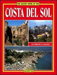 Golden Book of the Costa Del Sol - Wide World Maps & MORE! - Book - Brand: Casa Editrice Bonechi - Wide World Maps & MORE!