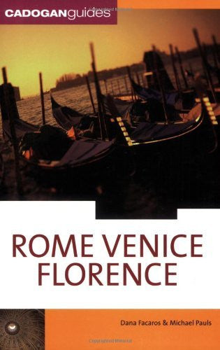 us topo - Rome Venice Florence, 6th (Country & Regional Guides - Cadogan) - Wide World Maps & MORE! - Book - Brand: Cadogan Guides - Wide World Maps & MORE!