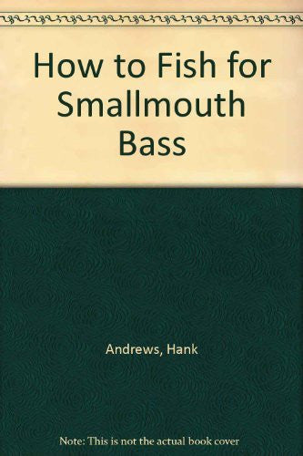 us topo - How to Fish for Smallmouth Bass - Wide World Maps & MORE! - Book - Brand: NTC/Contemporary Publishing - Wide World Maps & MORE!