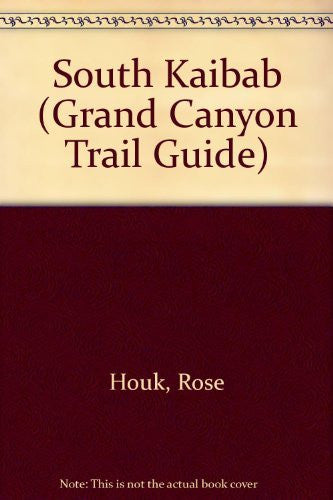 us topo - South Kaibab (Grand Canyon Trail Guide) - Wide World Maps & MORE! - Book - Wide World Maps & MORE! - Wide World Maps & MORE!
