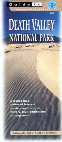 Death Valley (Explore! Guide Maps) - Wide World Maps & MORE! - Book - Wide World Maps & MORE! - Wide World Maps & MORE!