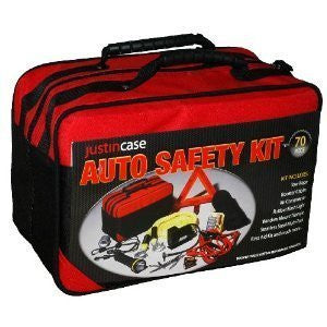 Justin Case Auto Safety Kit