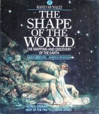us topo - The Shape of the World: The Mapping and Discovery of the Earth - Wide World Maps & MORE! - Book - Wide World Maps & MORE! - Wide World Maps & MORE!