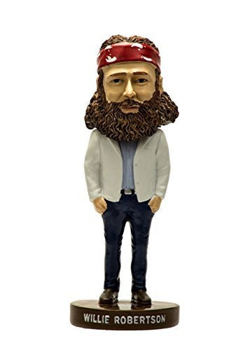 Duck Commander DC-BHWillie New Bobble-Head, Willie