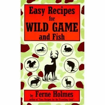 us topo - Easy Recipes for Wild Game and Fish - Wide World Maps & MORE! - Book - Wide World Maps & MORE! - Wide World Maps & MORE!