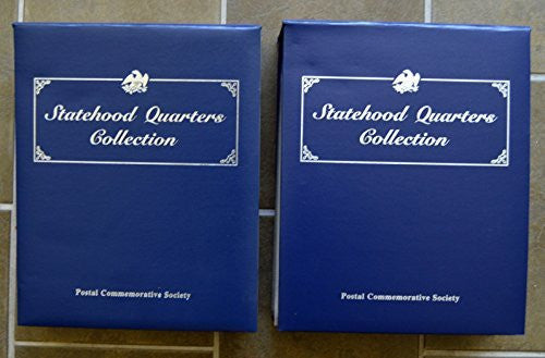 Statehood Quarters Collection Postal Commemorative Society