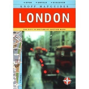 Knopf MapGuide: London