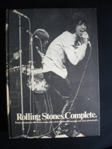 Rolling Stones Complete - Wide World Maps & MORE! - Book - Wide World Maps & MORE! - Wide World Maps & MORE!