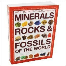 us topo - The Illustrated Encyclopedia of Minerals, Rocks & Fossils of the World - Wide World Maps & MORE! - Book - Wide World Maps & MORE! - Wide World Maps & MORE!